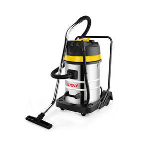 WL70 70L big industrial wet and dry with 2 motors vacuum cleaner
